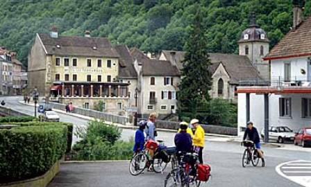 Hotel St Hippolyte Doubs